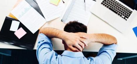 Les 10 choses qui tuent le plus votre productivité au travail | References.be | Médias sociaux & Marketing digital | Scoop.it
