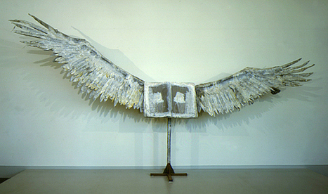 Bookmarking Book Art -- Anselm Kiefer | Publishing Books | Scoop.it
