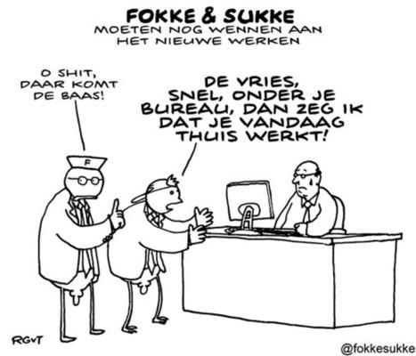 @fokkesukke moeten nog wennen | Wat er zoal speelt bij Het Nieuwe Werken | Scoop.it