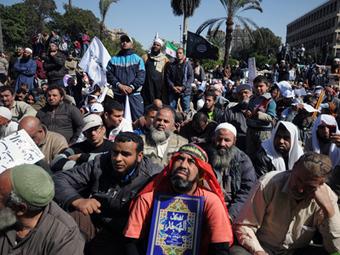 Egypt's new democracy is '12 percent's coup' | Égypt-actus | Scoop.it