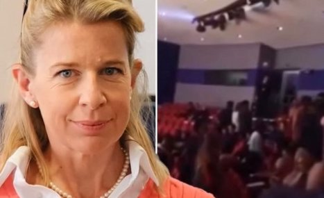 These students' response to Katie Hopkins' hate speech is brilliant (VIDEOS, TWEETS) | The Canary | SteveB's Politics & Economy Scoops | Scoop.it