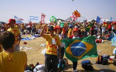Qui sont ces jeunes qui partent au JMJ de Rio? - 20minutes.fr | JMJ Rio 2013 | Scoop.it