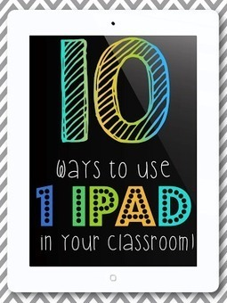Primary Punch: 10 Ways to Use 1 iPad in your classroom!   iPad as a taching tool   Scoop.it