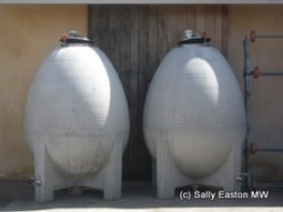 Concrete eggs in winemaking | Vitabella Wine Daily Gossip | Scoop.it