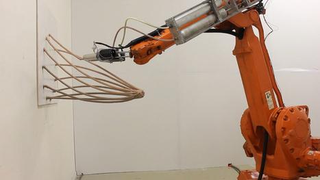 Meet Mataerial, the anti-gravity 3D printer | Machinimania | Scoop.it
