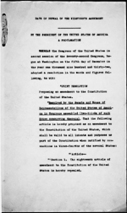 #1 Primary Document - The Volstead Act | The 18th Amendment & Volstead Act | Scoop.it