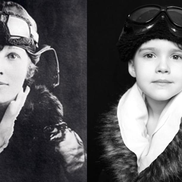 Mom Photographs Daughter as History's Most Heroic Women