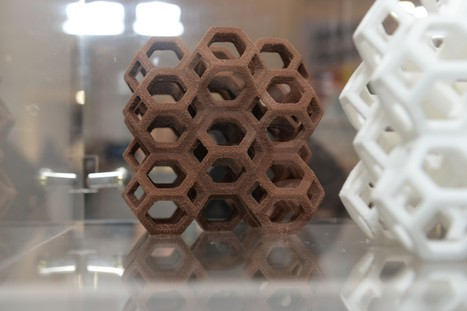 3D printed chocolate objects: Hershey partners with 3D Systems | Invent To Learn: Making, Tinkering, and Engineering in the Classroom | Scoop.it