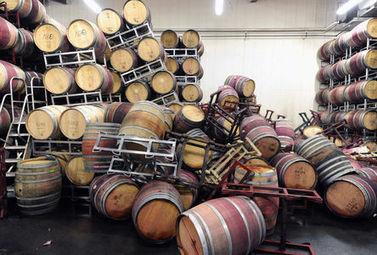 L'industrie du vin Californien tremble - Magazine du vin - Mon Vigneron   Actualités du Vin   Scoop.it