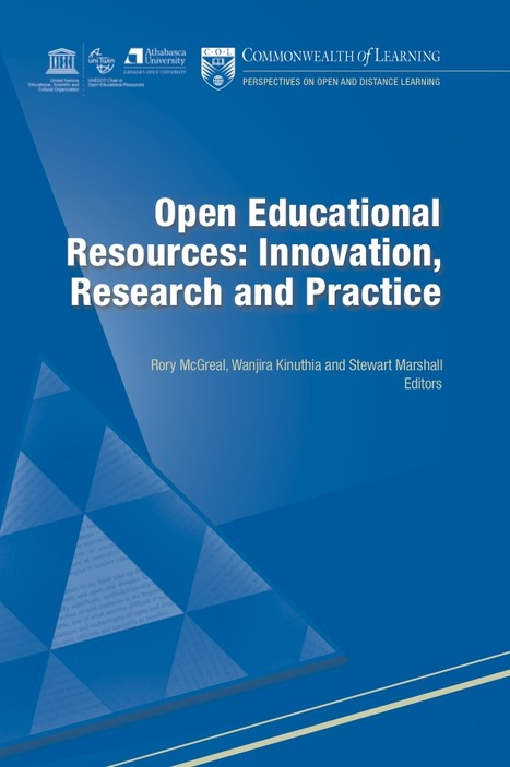 Open Educational Resources: Innovation, Research and Practice - libro descargable | Aprendiendo a Distancia | Scoop.it