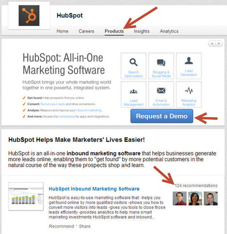 COMPANY PAGE - 5 LinkedIn Company Page Tips to Enhance Your Marketing | Marketing_me | Scoop.it