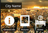 City Application Template   Android   Java   ChupaMobile   Android SourceCode   Scoop.it