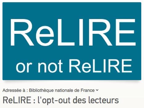 ReLIRE : Recours pour Excès de Pouvoir, Filippetti et Ayrault à la barre | Libertés Numériques | Scoop.it
