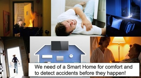 A Smart Home Is More Than Just Lights And Heating. It Is All About People! | Internet of Things, Quantified Self, Wearable Technology | Scoop.it