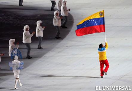 Venezolano Antonio Pardo emociona al público en Juegos de Invierno - Deportes | Juegos Olímpicos en Sochi | Scoop.it