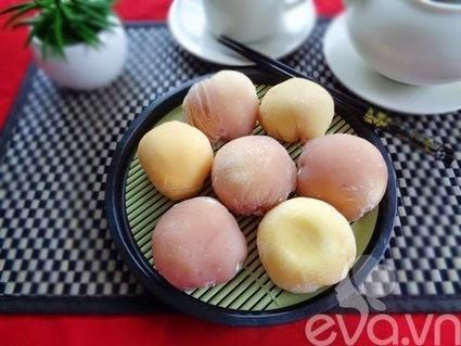 Bánh trung thu kem lạnh Nhật Bản tự làm tại nhà | Ẩm thực ngon | Những món ăn ngon | Scoop.it