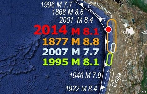Chile lives with quake expectation | Geology | Scoop.it