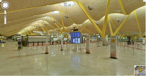 Google Street View Now Shows the Inside of 16 Airports | Elementary Technology Education | Scoop.it