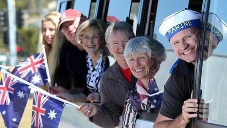Which inland city is the latest to benefit fromQueensland's growing cruise ... - Courier Mail   Australian Tourism Export Council   Scoop.it
