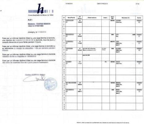 Jossigny Des informations confidentielles ont fuité de l'hôpital | Privacy breach | Scoop.it
