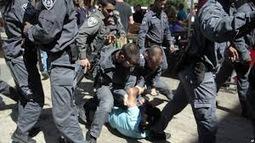 Israël a arrêté 800 Palestiniens depuis début octobre, selon un responable palestinien | Entretien SBNC - Nettoyage Commercial | Scoop.it