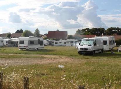 Des évangélistes installés sur l'esplanade #Châtellerault | ChâtelleraultActu | Scoop.it