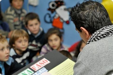 HORA DE LER EN 1º CICLO | bibliotecas escolares ao vivo | Scoop.it