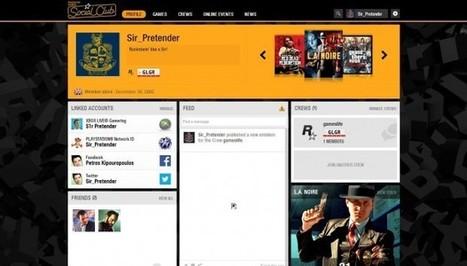 Social media και videogames: Τα δίκτυα του… κοινωνικού gamer - Social Media Life | Gamification why not? | Scoop.it