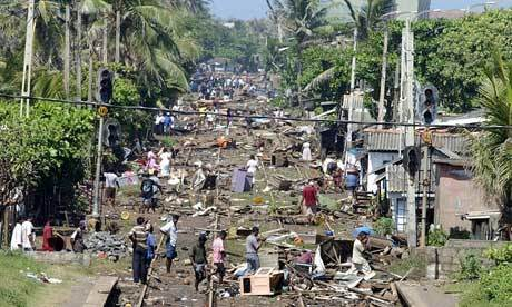 Devastation from the 2004 tsunami | Wave-Sri Lanka | Scoop.it
