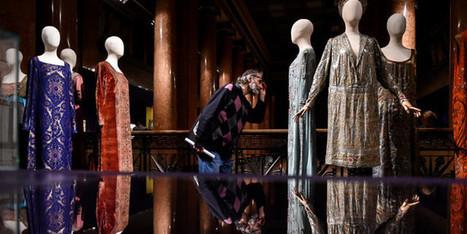 Le célèbre décorateur des ballets russes, Léon Bakst, exposé à Moscou | Couture | Scoop.it