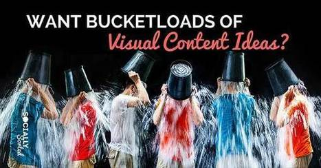 4 Instagram Accounts with Bucketloads of Image Creation Ideas | Social Media Bites! | Scoop.it
