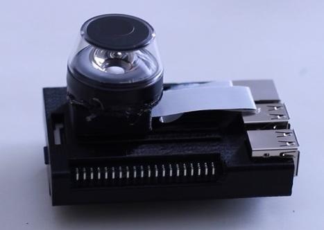 Une caméra à 360 degrés conçue à l'aide d'un Raspberry Pi 3 | FabLab - DIY - 3D printing- Maker | Scoop.it