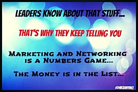 The MONEY is in the LIST | Marketing Tools | Scoop.it