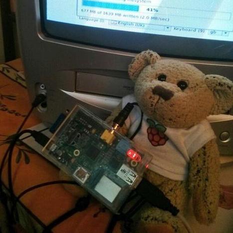 Twitter / tyrower: @Raspberry_Pi thanks for the ... | Raspberry Pi | Scoop.it