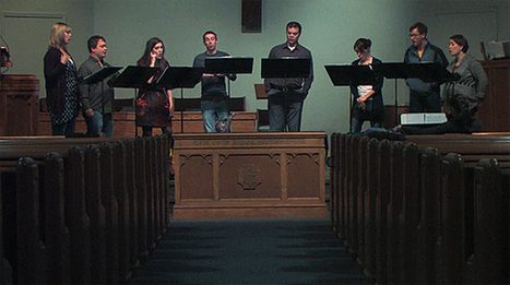 Octarium Looks Back On A Decade Of Blending Eight Voices Into One | KCUR | OffStage | Scoop.it