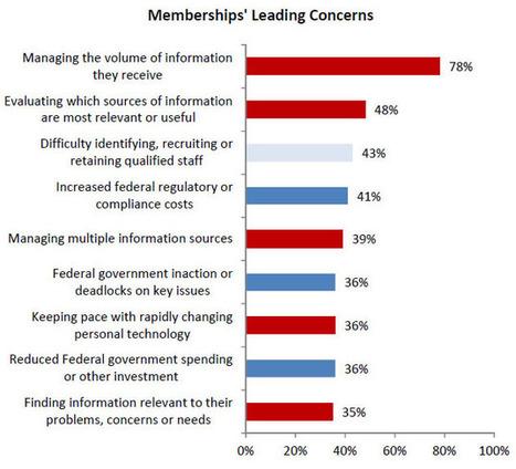 Your Members Need Help With Information Overload | InfoChaos | Scoop.it