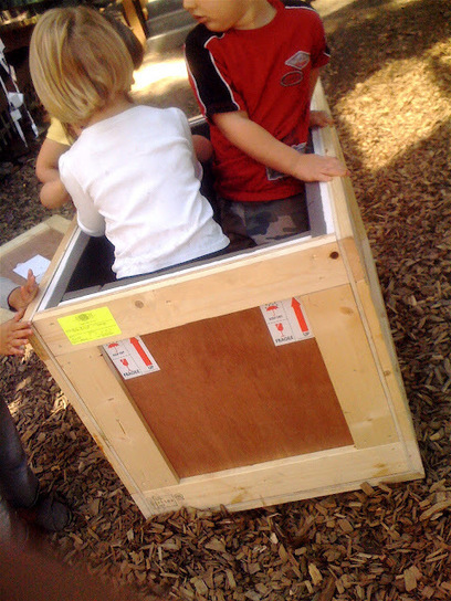 Teacher Tom: The Box It Came In | Early Years Education | Scoop.it