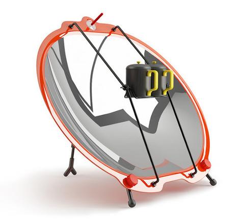 Cocina solar para situaciones de emergencia | Ciencia Y Tecnología | Scoop.it