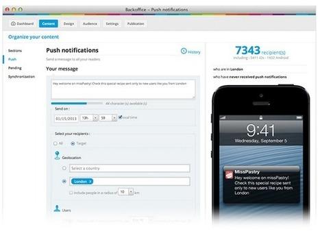 GoodBarber: crea tu propia app | E-Learning, M-Learning | Scoop.it