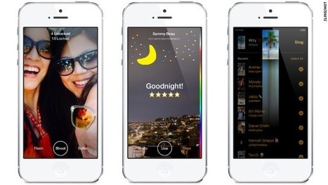 New Facebook App Forces You to Trade Messages | CNN | marketing technology | Scoop.it