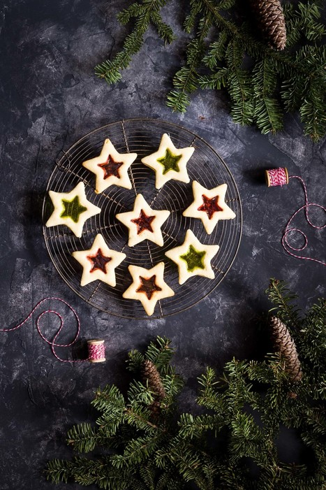 Beautiful Gluten Free Stained Glass Cookies for Christmas! | Health and Fitness | Scoop.it
