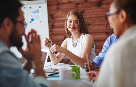 Quels sont les secteurs qui embauchent des femmes? - Mode(s) d'emploi | BeginWith | Scoop.it