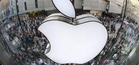 Apple, la marque la plus admirée - Arc Info   So What ?   Scoop.it