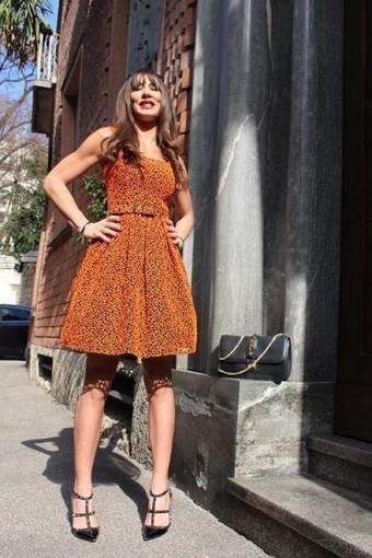 Abito Nickolas Kirkwood E Accessori Valentino Per Il Mio Primo Look Della Milano Fashion Week | Fashion blog di moda | Scoop.it