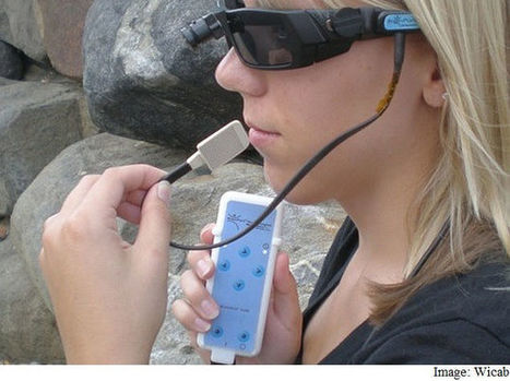 Device That Lets Visually Challenged to 'See' With Their Tongues Approved | Ocular Studies | Scoop.it