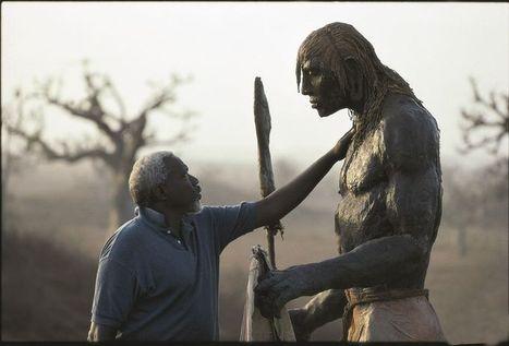 Ousmane Sow à l'Académie des beaux-arts | SeneNews (Sénégal) | Afrique | Scoop.it