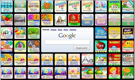 Symbaloo: Phonics & Sight Word Apps   iPad Recommended Educational App Lists   Scoop.it