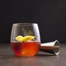 Savoy Royal - A Mezcal Amaro Cocktail - #11736 - Liqurious | Agave and Mezcal | Scoop.it