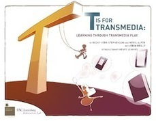 Joan Ganz Cooney Center - T is for Transmedia: Learning through Transmedia Play | Digital Cinema - Transmedia | Scoop.it