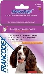 collier antiparasitaire à l'amitraz (FRANCODEX)   CaniCatNews-actualité   Scoop.it